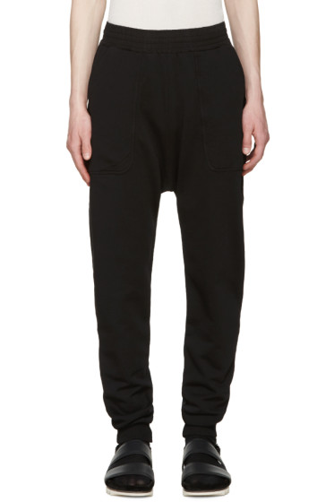 Damir Doma - Black Parya Lounge Pants