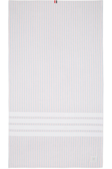 Thom Browne - Tricolor Striped University Towel