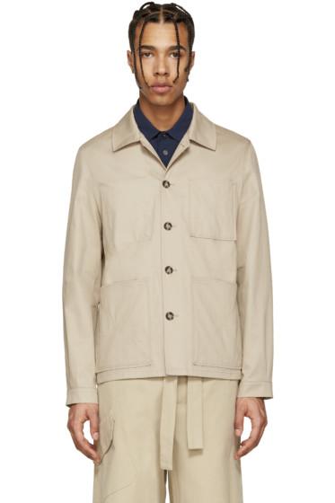 Kenzo - Tan Safari Jacket