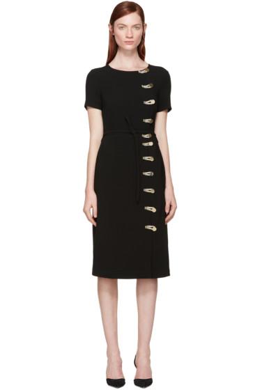 Altuzarra - Black Buttoned Kyoto Dress