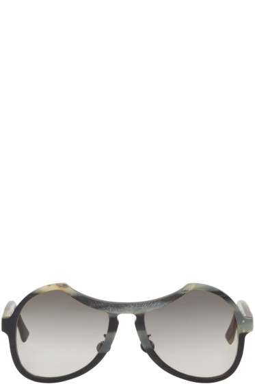 Rigards - Tricolor Camo Horn RG0026 Sunglasses