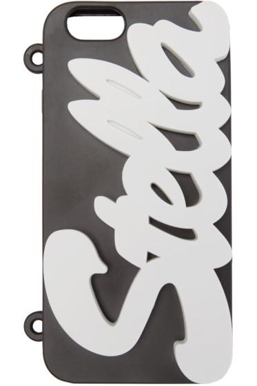 Stella McCartney - Black Stella iPhone 6 Case