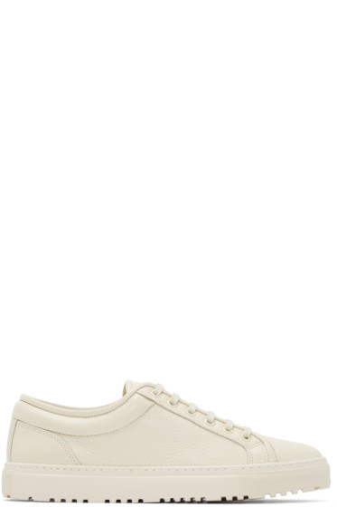 ETQ Amsterdam - Off-White Low 1 Sneakers