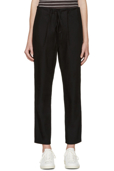 Isabel Marant Etoile - Black Duson Lounge Pants