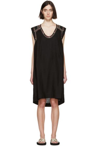 Isabel Marant - Black Cazar Dress