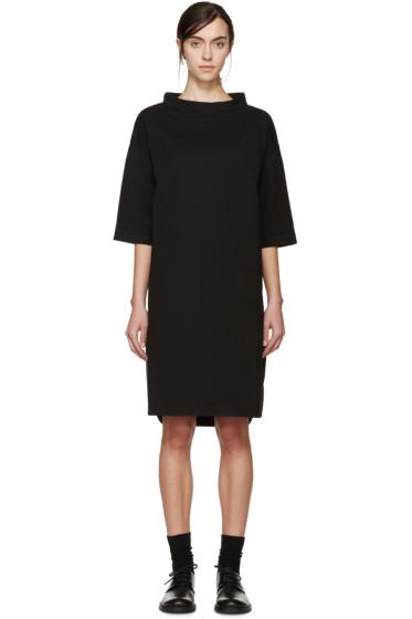 Studio Nicholson - Black Capponi Darted Smock Dress