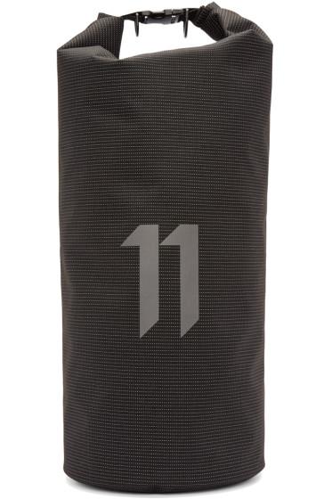 11 by Boris Bidjan Saberi - Black X-Plorer Backpack