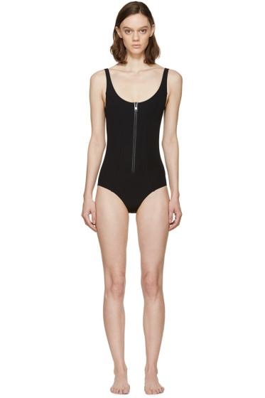 Lisa Marie Fernandez - Black Jasmine Swimsuit