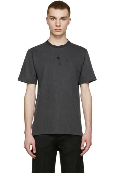 D by D - Grey L1R T-Shirt