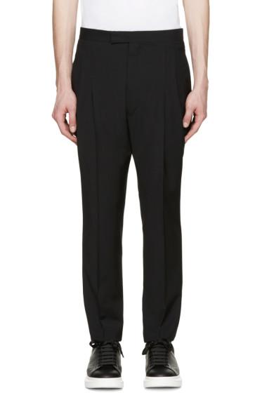 Etudes - Black Tomorrow Trousers