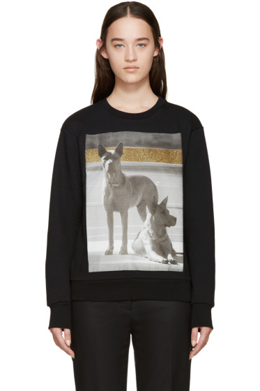 Palm Angels - Black Dogs Sweatshirt