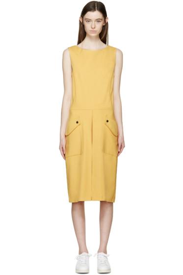 Aalto - Yellow Tailored Jumpsuit