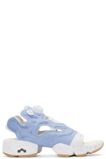 Reebok Classics - White Joyrich Edition Joyrich Fury Sandals