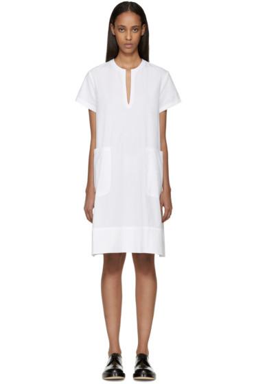 Sara Lanzi - White Poplin Dress