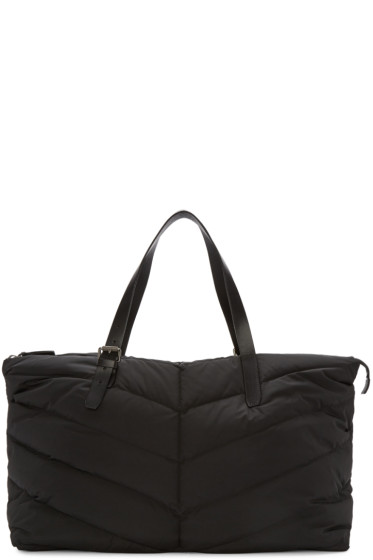Mackage - Black Quilted Emilee Tote