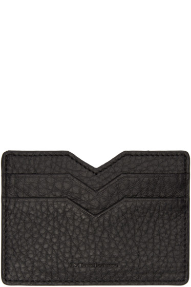 Mackage - Black Wes Card Holder