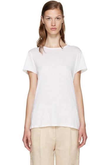 R13 - Off-White Classic T-Shirt