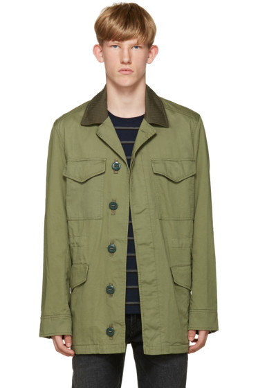 Rag & Bone - Green Bennett Jacket