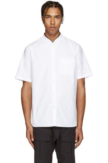 Rag & Bone - White Richmond Shirt