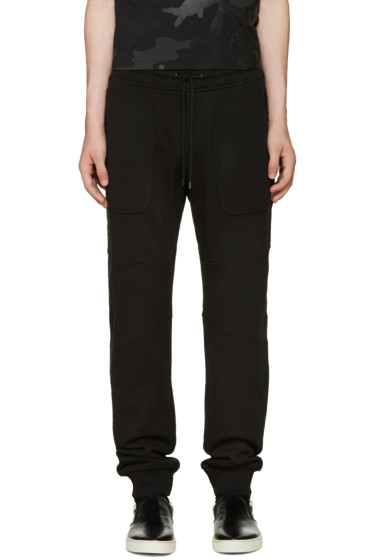 Belstaff - Black Farlane Lounge Pants