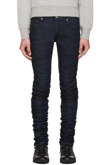 Diesel Black Gold - Blue Super Long Jeans