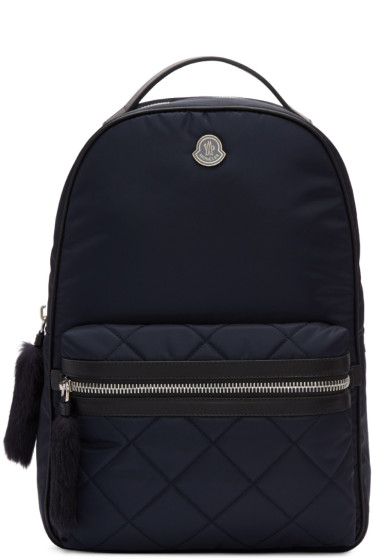 Moncler - Navy Gigi Backpack