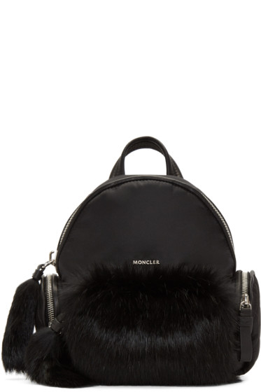 Moncler - Black Florine Backpack