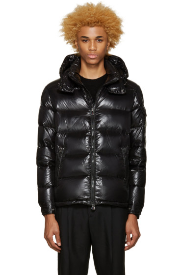 Moncler - Black Down Maya Jacket