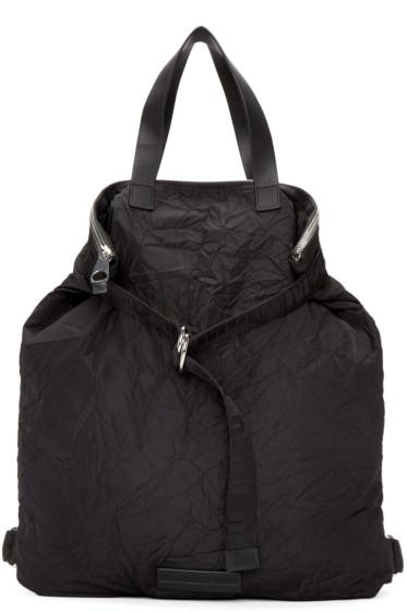 McQ Alexander Mcqueen - Black Nylon Backpack