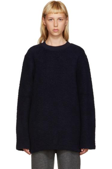 Acne Studios - Navy Wool Carola Pullover