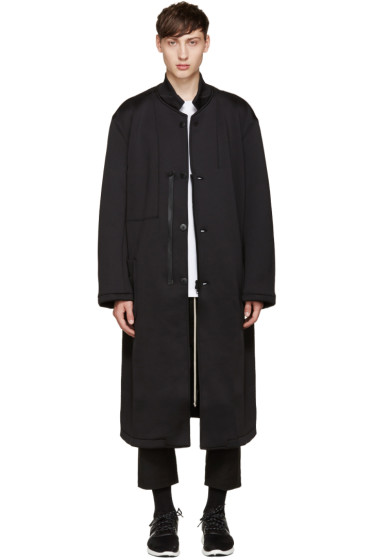 Y-3 - Black Spacer Coat