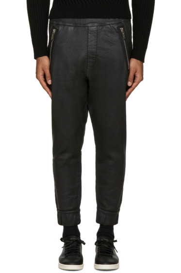 Dsquared2 - Black Dean Lounge Pants