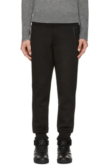 Dsquared2 - Black Fleece Lounge Pants