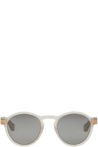 Maison Margiela - Grey Mykita Edition MMRAW002 Sunglasses