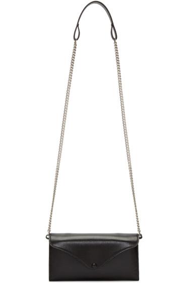 Maison Margiela - Black Wallet Bag