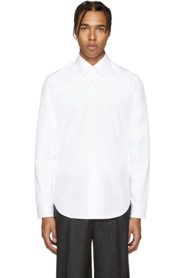 Maison Margiela - White Slim Shirt