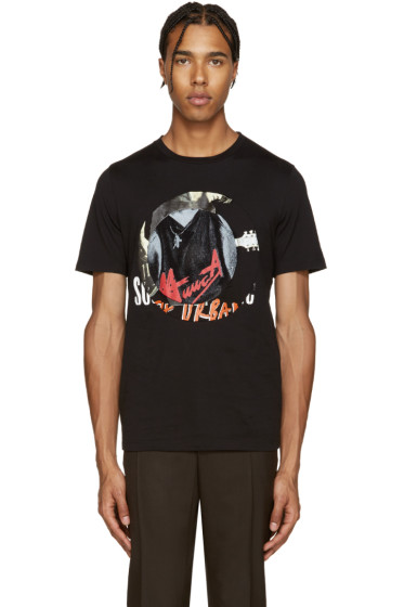 Maison Margiela - Black Music T-Shirt
