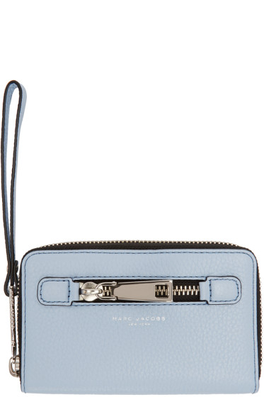 Marc Jacobs - Blue Gotham City Wallet