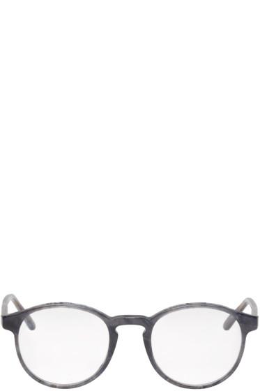 Super - Grey Numero 01 Glasses