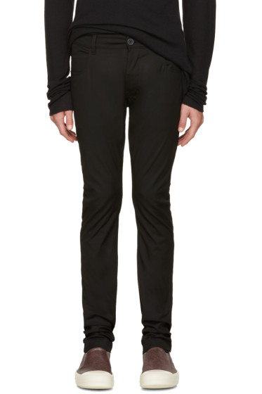 Rick Owens - Black Detroit Trousers