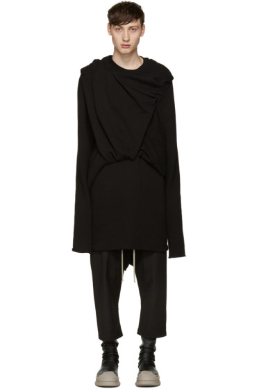 Rick Owens - Black Emotions Pullover