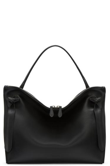Jil Sander - Black Medium Hill Bag