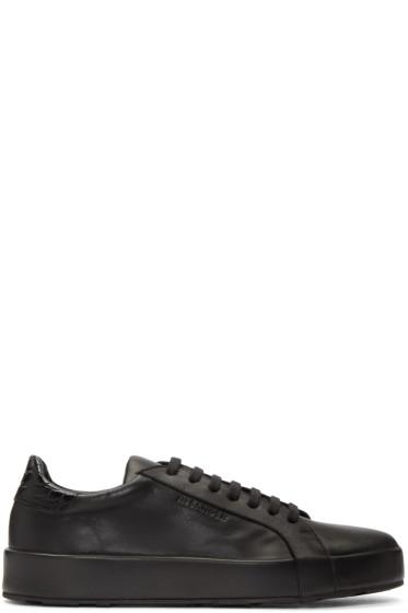Jil Sander - Black Miro Sneakers