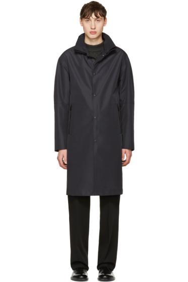 Jil Sander - Black Lubiana Coat