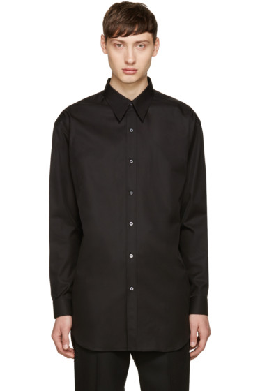 Jil Sander - Black Lilun FF Shirt