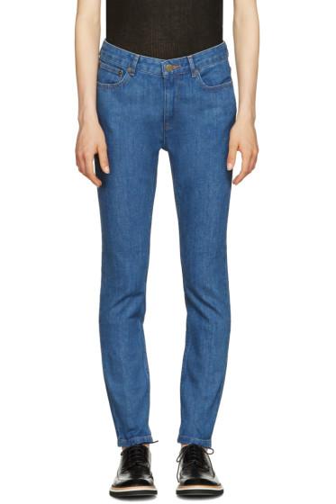 A.P.C. - Indigo Standard Jeans