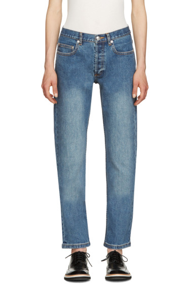 A.P.C. - Indigo New Standard Jeans