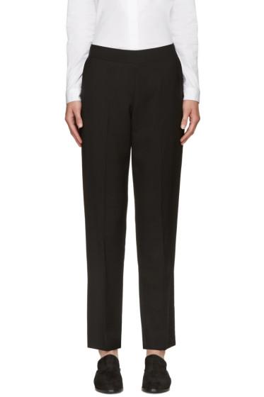 A.P.C. - Black Villiers Trousers
