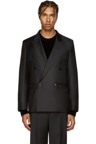 Paul Smith - Black Wool Jacket