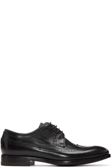 Paul Smith - Black Talbot Brogues